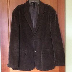 Men's Claiborne corduroy sports coat, 44R